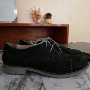 Cole Haan Suede Oxfords Shoes Size 8